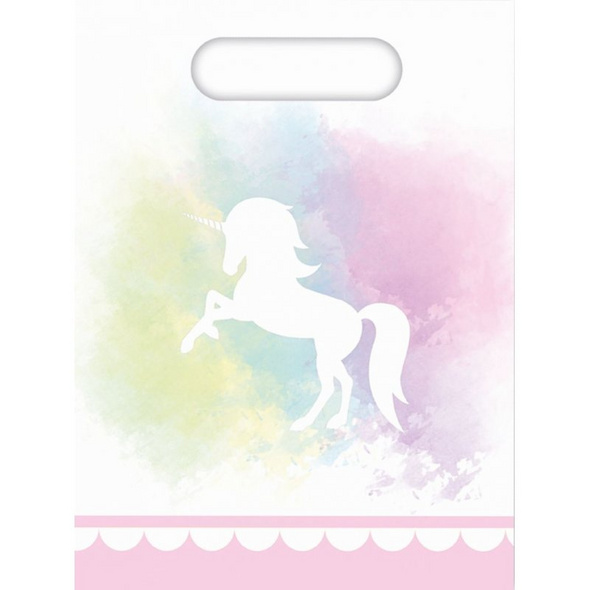 Believe In Unicorns 6 Party Bags