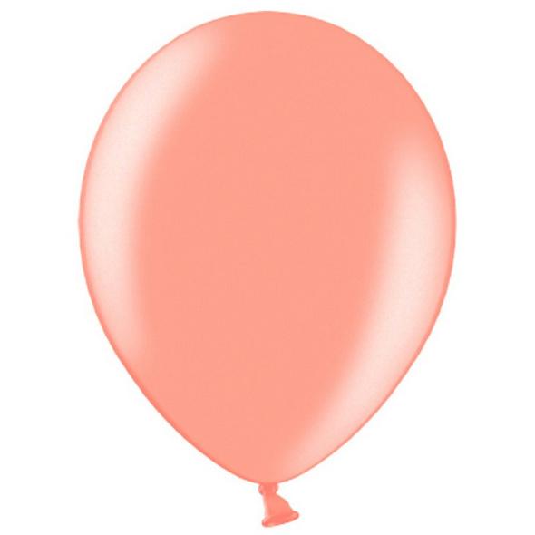 Latexballon 10er Pack rosé-gold 30cm