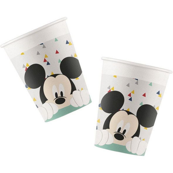 Mickey Awesome Mouse Premium 9 oz paper cups