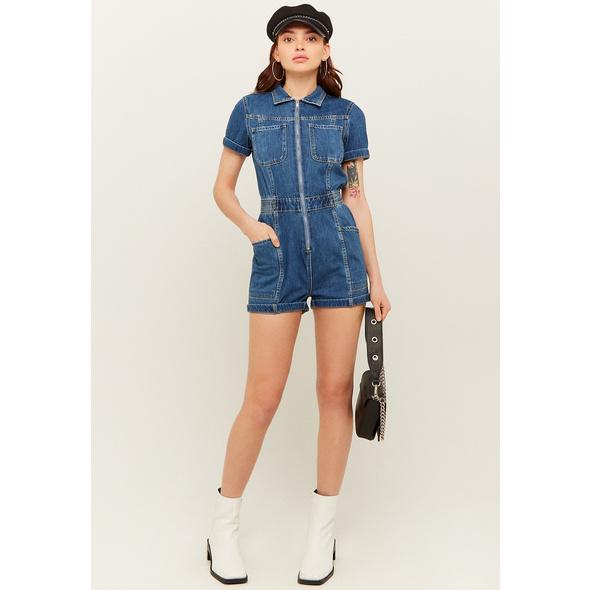 Jeans Playsuit