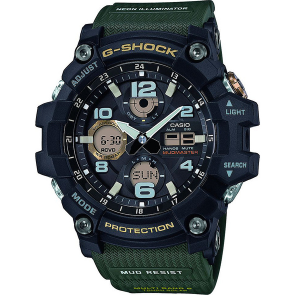 Casio Herrenuhr G-SHOCK Mudmaster