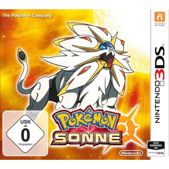 Nintendo Pokémon Sonne