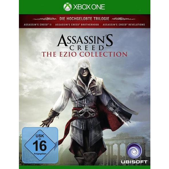 Assassins Creed - Ezio Collection