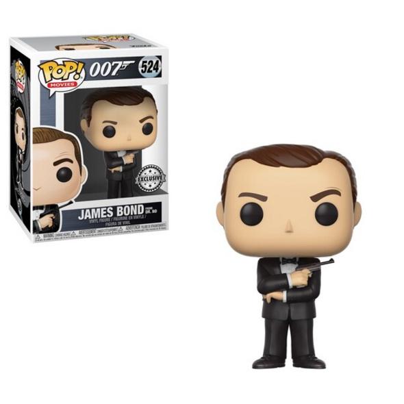 James Bond - POP! Vinyl-Figur Sean Connery