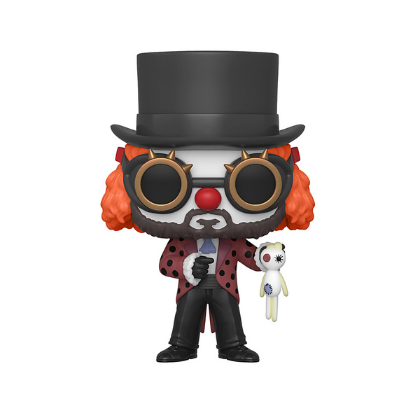 Haus des Geldes - POP! Vinyl-Figur Der Professor (Clown)