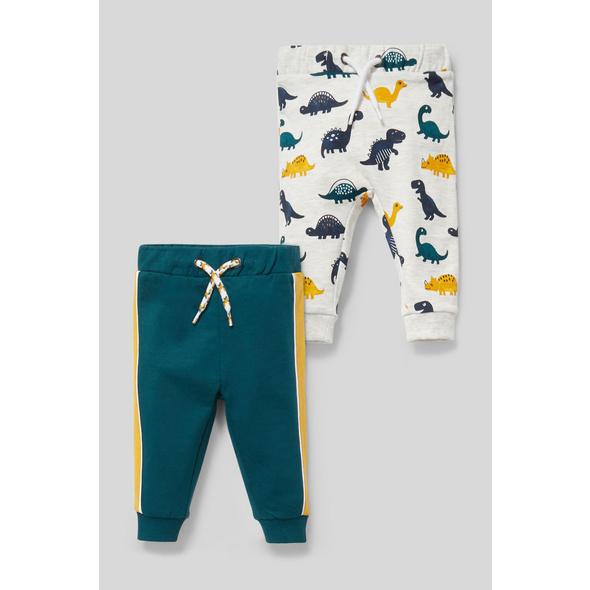 Baby-Jogginghose - 2er Pack