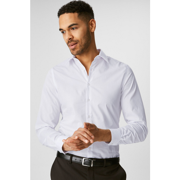Businesshemd - Slim Fit - Kent