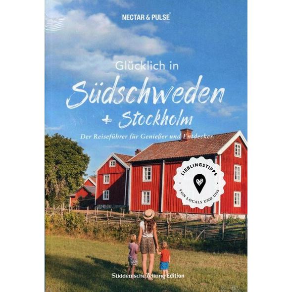 Glücklich in Südschweden