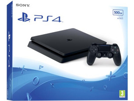 PlayStation 4 Slim 500GB Konsole