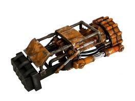 Fallout 4 - Replika Power-Faust