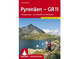 Pyrenäen - GR 11