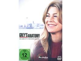 Grey's Anatomy - Staffel 15  [7 DVDs]