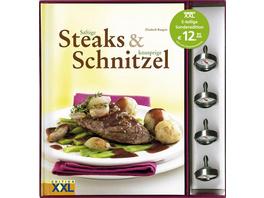 Saftige Steaks & knusprige Schnitzel